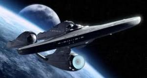 Star Trek Enterprise - what a spacecraft SHOULD look like!